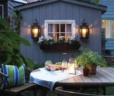 Design Tips: Coastal Outdoor Lighting Pertaining To Nantucket Outdoor Lanterns (View 13 of 15)