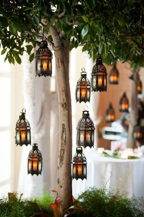 Inspiration about Detalles | Candelabros, Velas  | Pinterest | Moroccan, Lights And Intended For Moroccan Outdoor Lanterns (#2 of 15)
