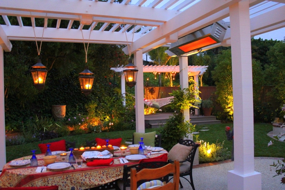 Dining Outdoor Lanterns For Patio : Life On The Move – Cheap But Regarding Outdoor Dining Lanterns (View 9 of 15)