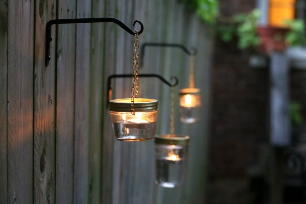 Popular Photo of Outdoor Lanterns And Votives
