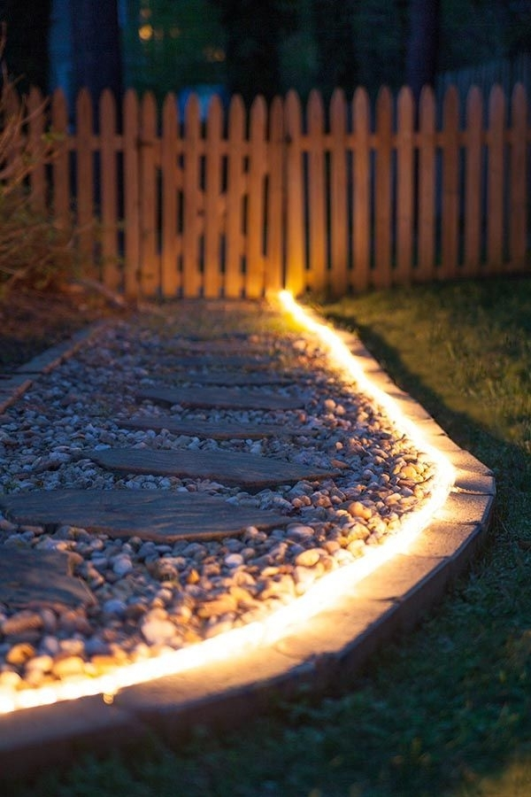 Inspiration about Diy Outdoor Lighting: The Secret Life Of Rope Light | Patio Lights In Outdoor Rope Lanterns (#1 of 15)