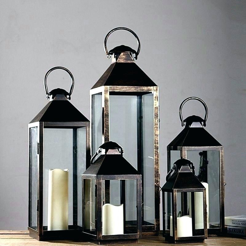 Inspiration about Driftwood Candle Holders Wooden Floor Standing Within Large Decor 3 Regarding Outdoor Lanterns On Stands (#14 of 15)