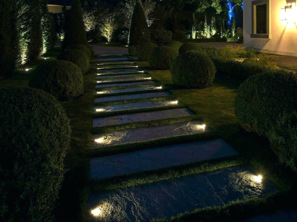 Driveway Lighting Ideas Led Driveway Light Great Elegant Outdoor With Regard To Outdoor Driveway Lanterns (View 6 of 15)