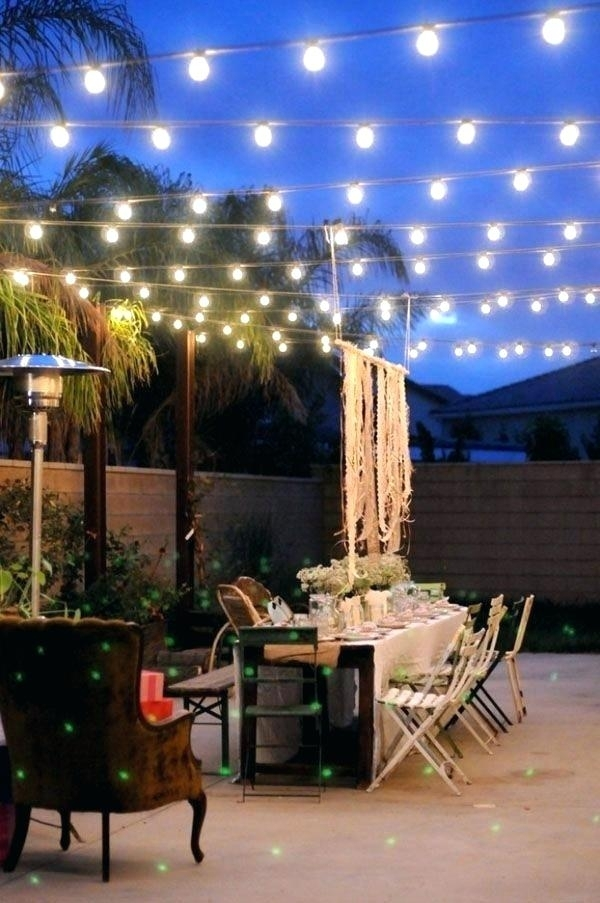 Electric Outdoor String Lights Outdoor String Light Inspirational With Outdoor Lanterns On String (View 8 of 15)