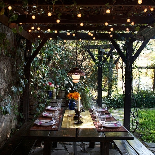 Elegant Outdoor Lanterns For Patio House Remodel Images String With Regard To Elegant Outdoor Lanterns (#5 of 15)