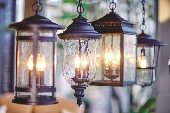 Elegant Outdoor Lighting Lanterns Outdoor Hanging Lights Capital With Elegant Outdoor Lanterns (#7 of 15)