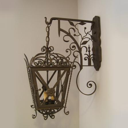 Exterior Light Fixtures, San Diego Outdoor Lighting For Italian Outdoor Lanterns (#6 of 15)