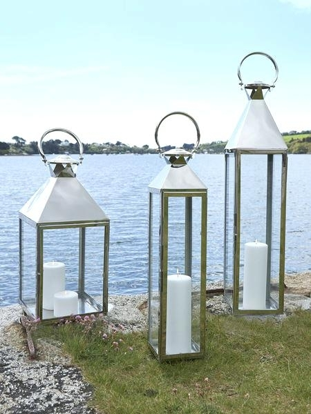 Extra Large Outdoor Lanterns | Dannypettingill Pertaining To Outdoor Oversized Lanterns (View 3 of 15)