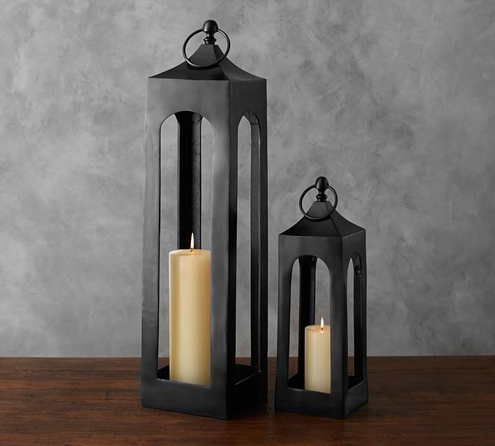 Extra Large Outdoor Lanterns – Stephanegalland With Black Outdoor Lanterns (#12 of 15)