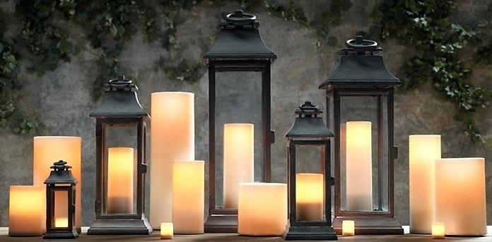 Extra Large Outdoor Lanterns Unlikely Candle Designs Home Interior Pertaining To Outdoor Oversized Lanterns (View 7 of 15)