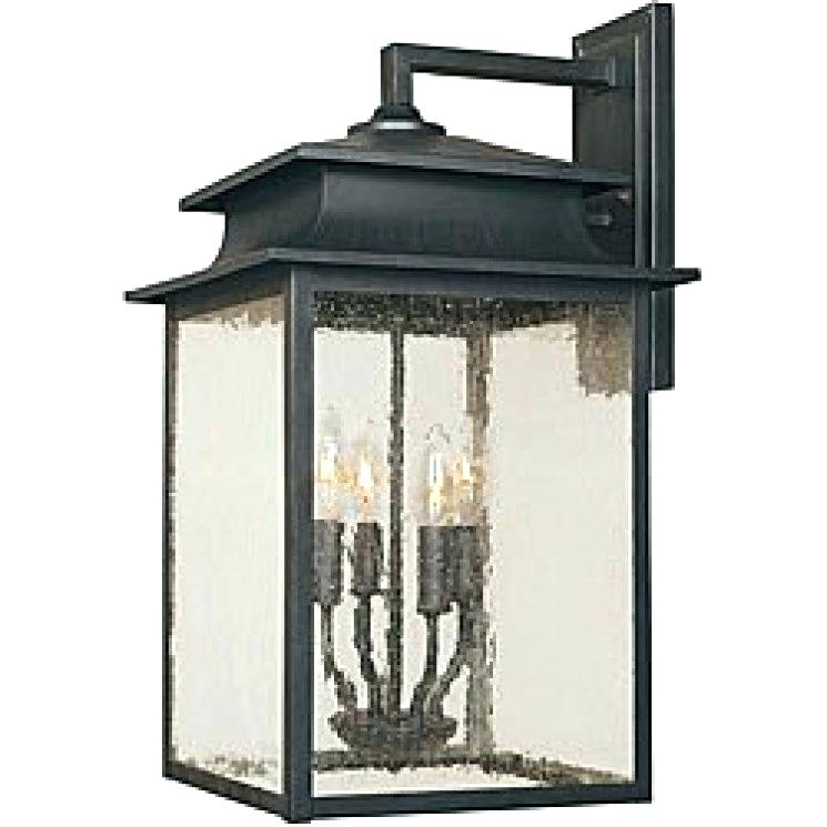 Extra Tall Outdoor Lanterns (View 13 of 15)