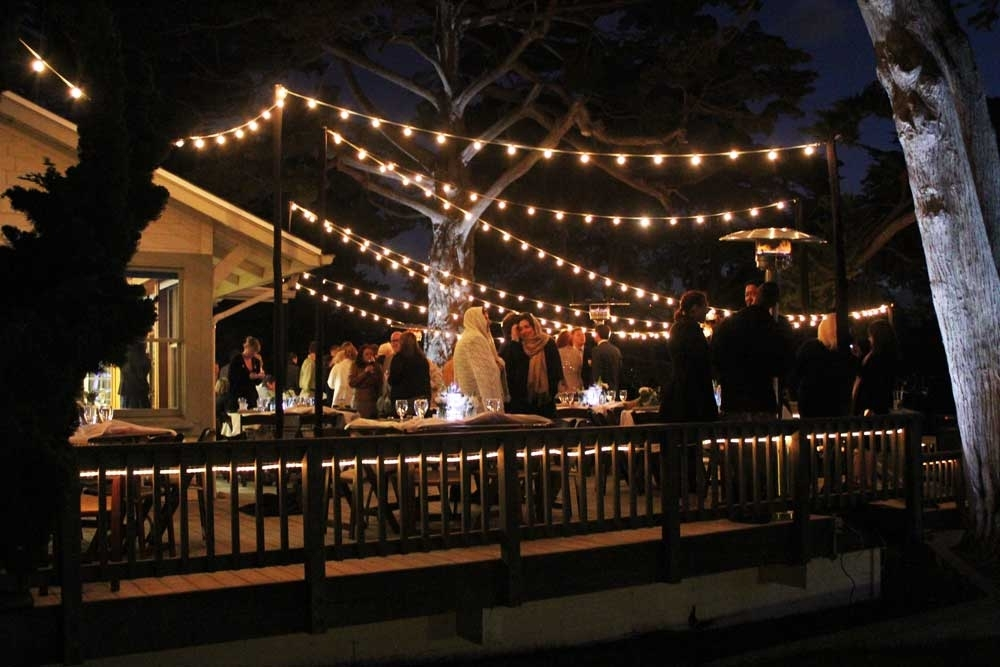 Fascinating Patio String Lights Ideas – Bestartisticinteriors Within Outdoor Rope Lanterns (#7 of 15)