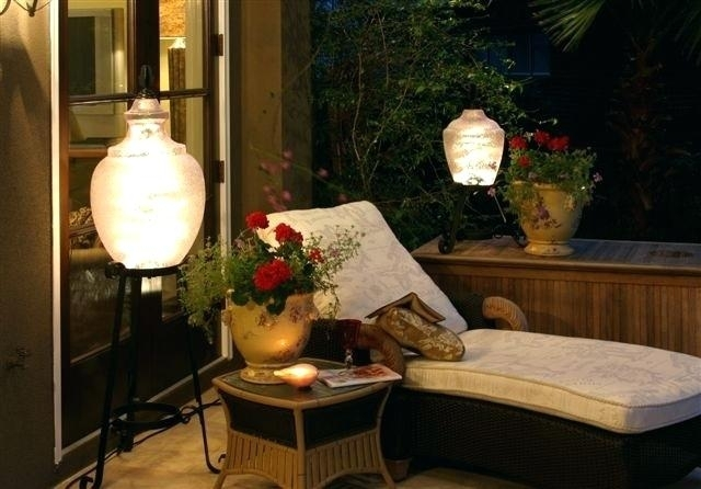 Fresh Outdoor Lanterns For Patio And Elegant Outdoor Lanterns For Intended For Outdoor Patio Electric Lanterns (#6 of 15)