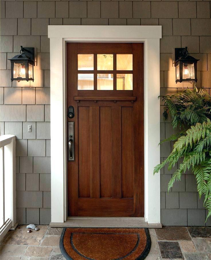 Front Door Lighting Placement Outdoor Options – Boulderintegral Pertaining To Outdoor Door Lanterns (View 10 of 15)