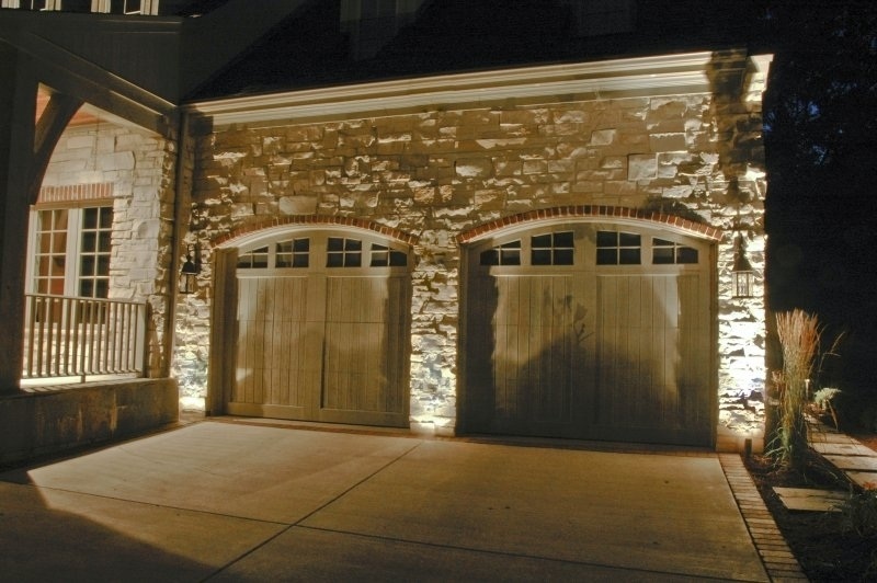 Inspiration about Garage Lighting Outdoor Accents Lighting Garage Door Lights Inside Regarding Outdoor Lanterns For Garage (#7 of 15)