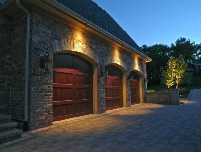 Inspiration about Garage Outdoor Lights Photo 4Outdoor Lighting Ideas – Venidami With Outdoor Lanterns For Garage (#8 of 15)