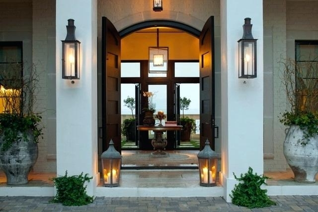 Inspiration about Gas Lanterns Front Porch Outdoor Front Door Lights Front Porch Light Regarding Outdoor Lanterns For Front Porch (#12 of 15)