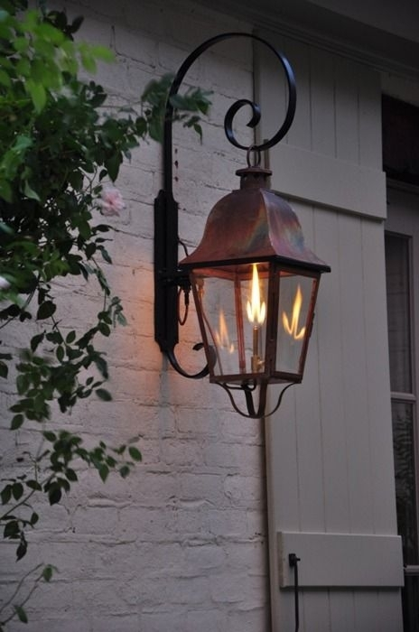 Inspiration about Gas Lanterns. Would Love To Have Someday. | C O A S T A L In Gold Coast Outdoor Lanterns (#9 of 15)
