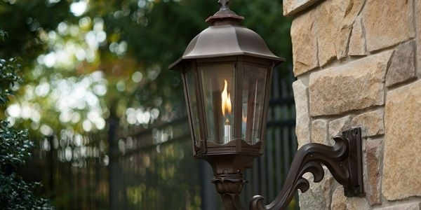 Inspiration about Gas Lighting – Torches, Lanterns, And More With Regard To Outdoor Gas Lanterns (#9 of 15)