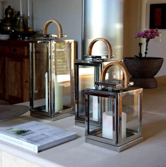 Inspiration about Glass Lantern Candle Holder Satara Australia Within Outdoor Glass Lanterns (#11 of 15)