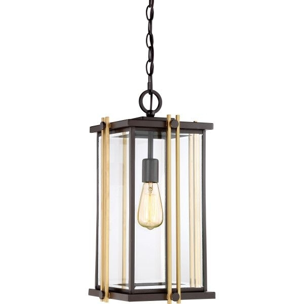 Goldenrod Outdoor Lantern | Quoizel In Quoizel Outdoor Lanterns (View 13 of 15)