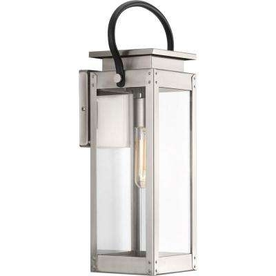Inspiration about Gray – Outdoor Wall Mounted Lighting – Outdoor Lighting – The Home Depot Intended For Outdoor Grey Lanterns (#15 of 15)