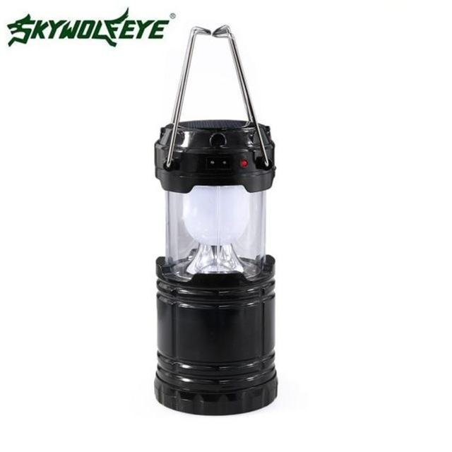 High Quality Led Portable Usb Solar Rechargeable Lantern Outdoor In Outdoor Rechargeable Lanterns (#4 of 15)
