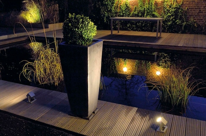 How To Light Your Landscape – Lightology In Outdoor Landscape Lanterns (View 14 of 15)
