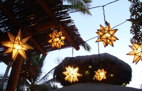 I Finally Put Up My Mexican Lanterns! Inside Outdoor Mexican Lanterns (View 7 of 15)