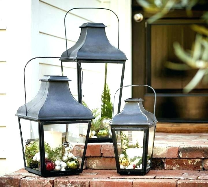Inspiration about Image Titled Use Outdoor Decorative Candle Lanterns Step 4 Large In Large Outdoor Decorative Lanterns (#15 of 15)
