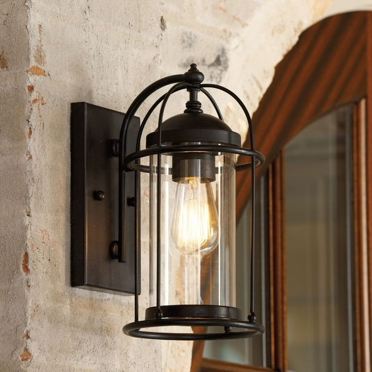Inspiration about Incredible Exterior Lantern Light Fixtures Traditional Outdoor In Inside Outdoor Lanterns For Porch (#15 of 15)