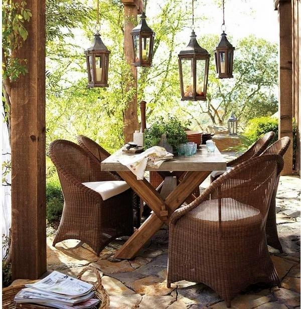 Inspiration about Incredible Outdoor Lanterns For Patio Furniture Design Inspiration Regarding Outdoor Lanterns For Porch (#3 of 15)