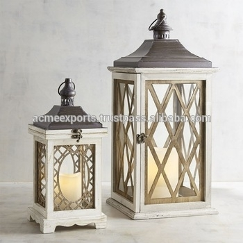 Popular Photo of Outdoor Candle Lanterns