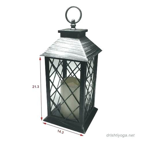 Indoor Decorative Lanterns Hanging Candle Lanterns Indoor Decorative Within Outdoor Lanterns With Led Candles (View 11 of 15)