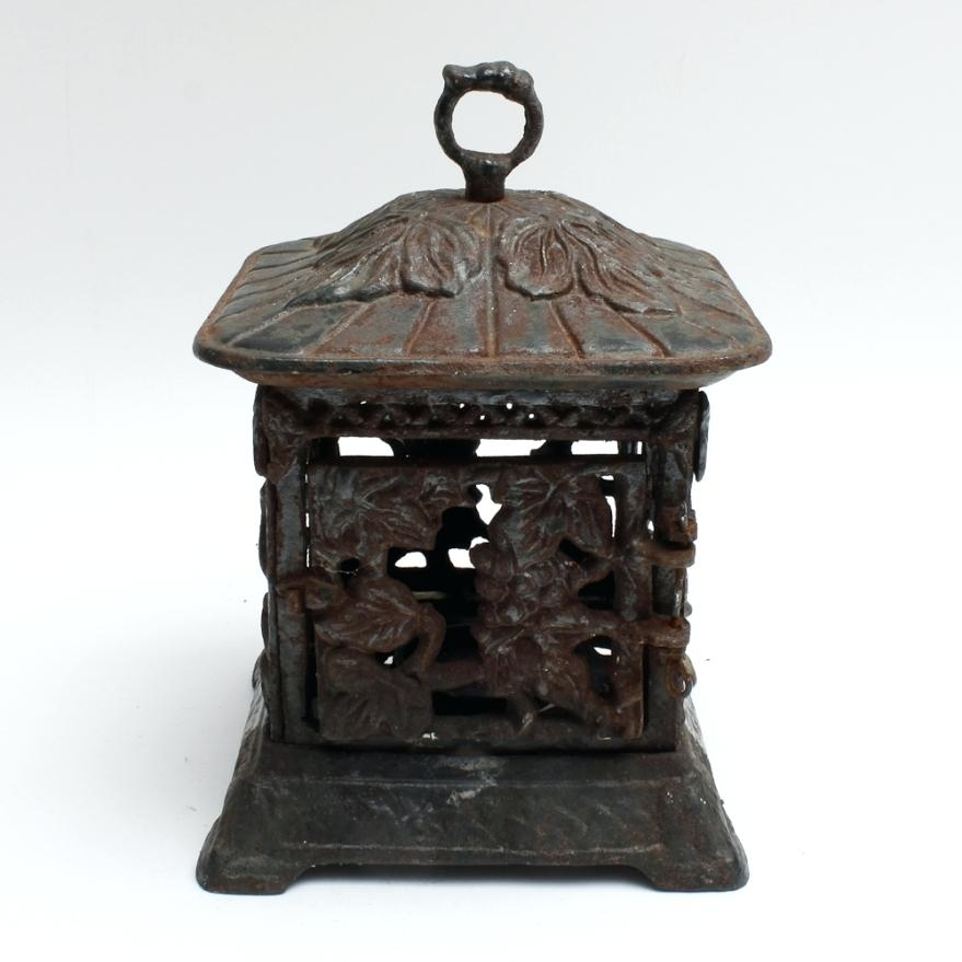 Inspiration about Indoor Lanterns Outdoor Candle Lantern Luxury Special Cast Iron For For Outdoor Cast Iron Lanterns (#3 of 15)