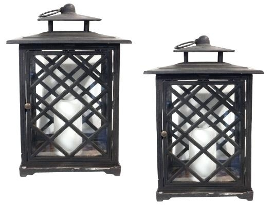 Indoor Lanterns Outdoor Candle Lantern Luxury Special Cast Iron For Pertaining To Outdoor Cast Iron Lanterns (View 6 of 15)