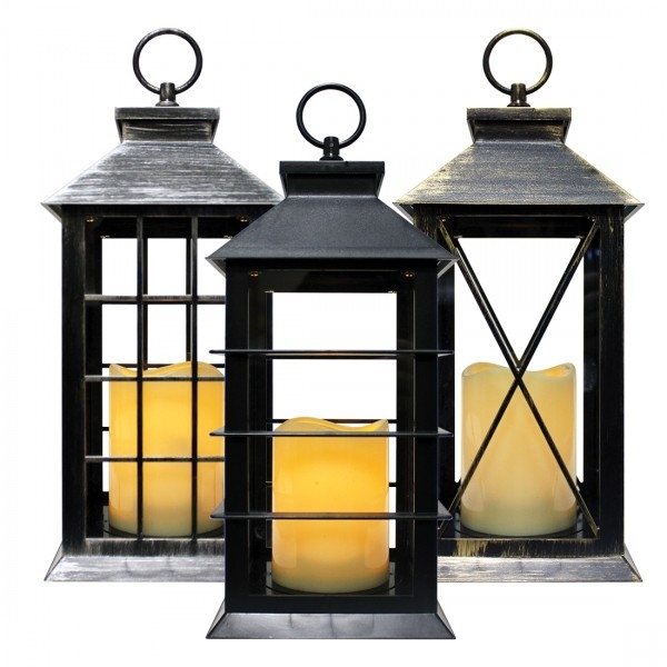 Indoor, Outdoor Lanterns Throughout Indoor Outdoor Lanterns (#8 of 15)