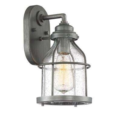 Industrial – Outdoor Wall Mounted Lighting – Outdoor Lighting – The In Industrial Outdoor Lanterns (#5 of 15)