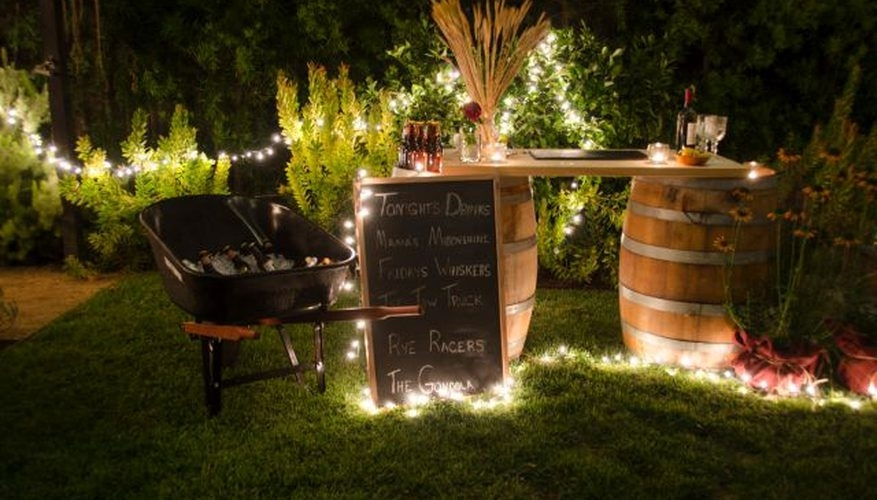 Inspiration about Inexpensive Outdoor Party Lighting Ideas | Homesteady In Outdoor Lanterns For Parties (#9 of 15)