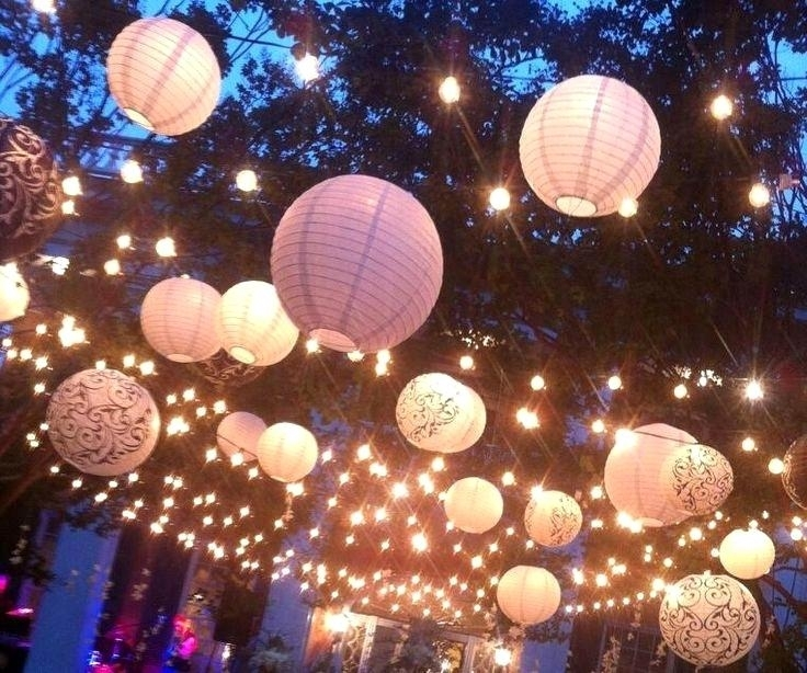 Inspiration about Inspiring Lantern Patio Lights Chinese Sky Lanterns Chinese Lantern With Outdoor Chinese Lanterns For Patio (#9 of 15)