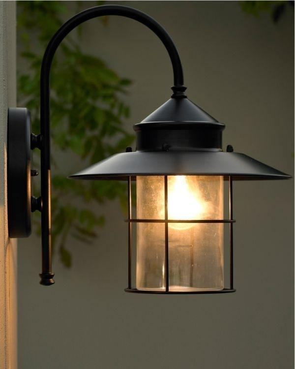 Inspiration about Inspiring Outdoor Lantern Light Fixtures 2017 – Hanging Outdoor Inside Black Outdoor Lanterns (#6 of 15)
