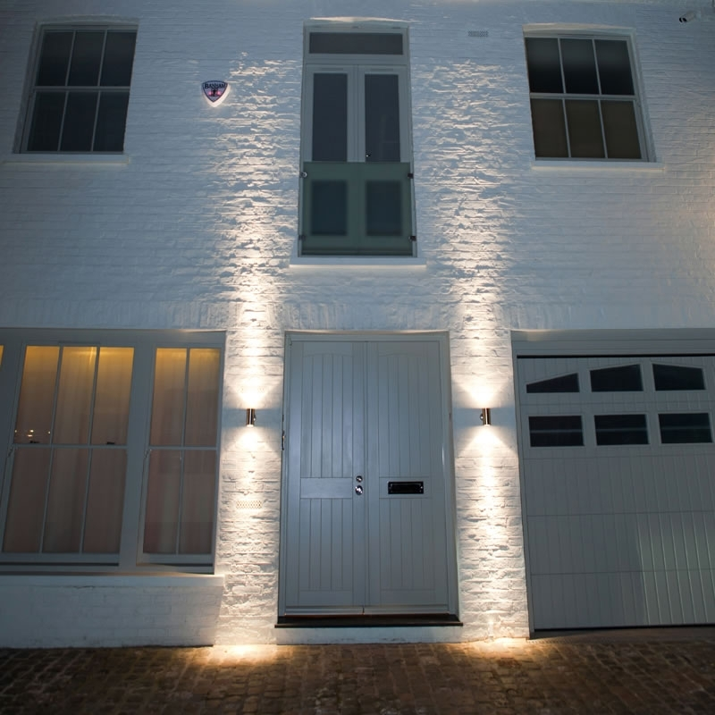 Inspiring Wall Mounted Outdoor Lights 2017 Ideas – Outdoor Wall Within Outdoor Door Lanterns (View 15 of 15)