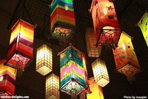 Popular Photo of Outdoor Oriental Lanterns