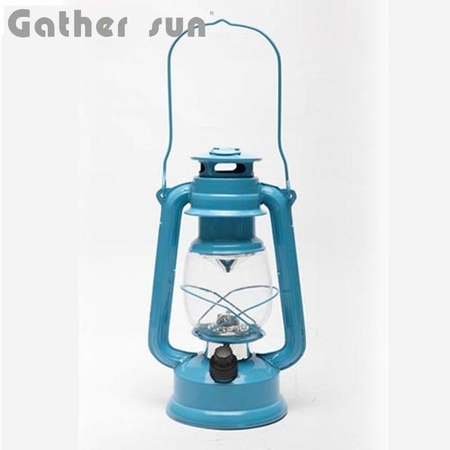 Kerosene Lamp Portable Lantern Lighting Decorative For Garden Or Pertaining To Decorative Outdoor Kerosene Lanterns (#8 of 15)
