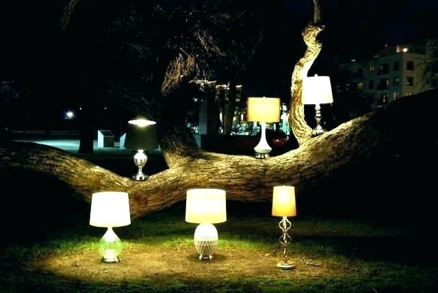 Inspiration about Lamp Battery Operated Outdoor Battery Operated Lamp Battery Powered In Outdoor Lanterns With Battery Operated (#11 of 15)
