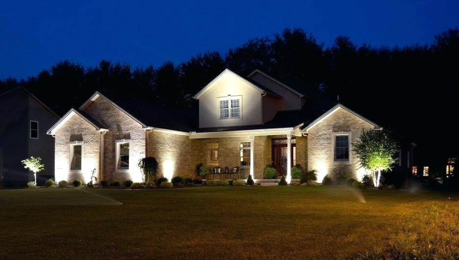 Landscape Lighting Installation Companies Outdoor Lighting Companies For Outdoor Low Voltage Lanterns (#5 of 15)