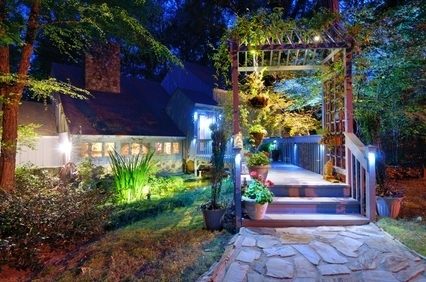 Inspiration about Landscape Lighting St. Louis – Outdoor Lighting, Yard Lighting, St In Outdoor Yard Lanterns (#7 of 15)