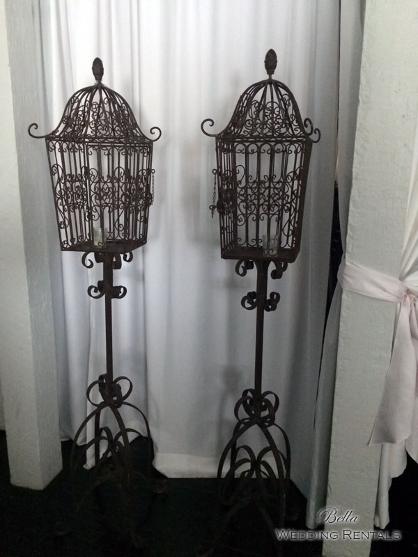 Inspiration about Lantern Rentals – Coach Lanterns – Available Colors   Black . Silver Within Outdoor Iron Lanterns (#9 of 15)