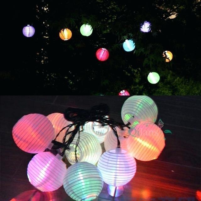Lantern String Lights Patio Lanterns Canada Chinese Outdoor Walmart With Walmart Outdoor Lanterns (View 11 of 15)