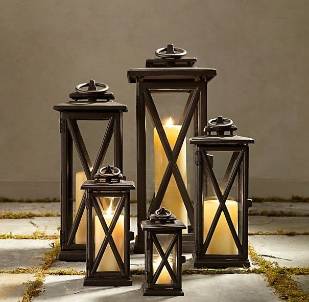 Lanterns Bronze Outdoor Candle Holders | Home Accessories In 2018 With Outdoor Candle Lanterns (View 4 of 15)
